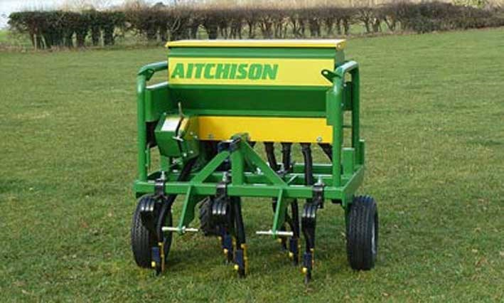 AITCHISON Vineyard Drill VO8 TINE Specification Images ...