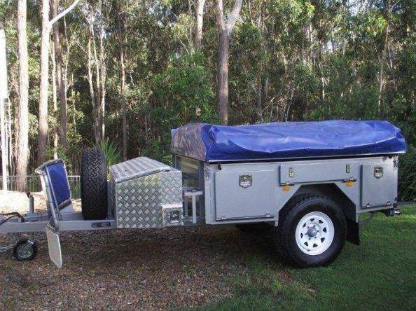 New Ultimate XPLOR Camper Trailer Of The Year 2013