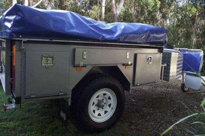 Awesome In The World Of Camper Trailers, There Appear To Be Two Available Types The Ruggedly Capable Spartan Variety And The Luxuriousyetdelicate Ones And There Doesnt Seem To Be Much In Between Well Thats About To Change Courtesy Of