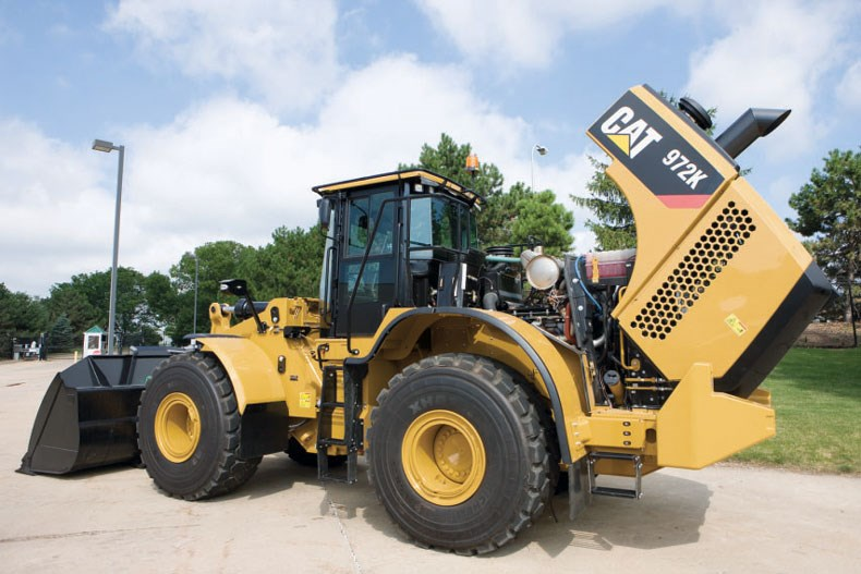 Caterpillar 972K Wheel Loader