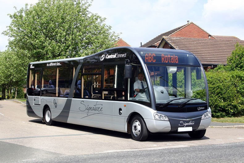 Optare Solo Buses Specification