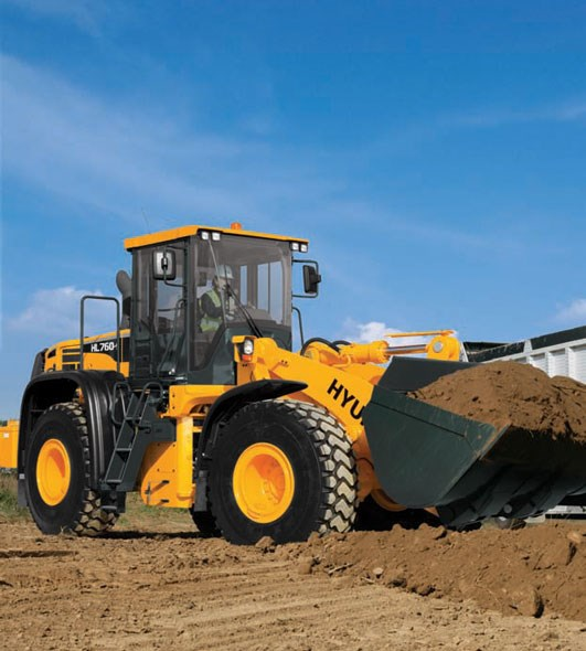 HYUNDAI HL760-9 Specification