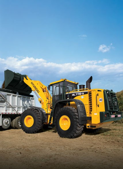HYUNDAI HL770-9 Specification