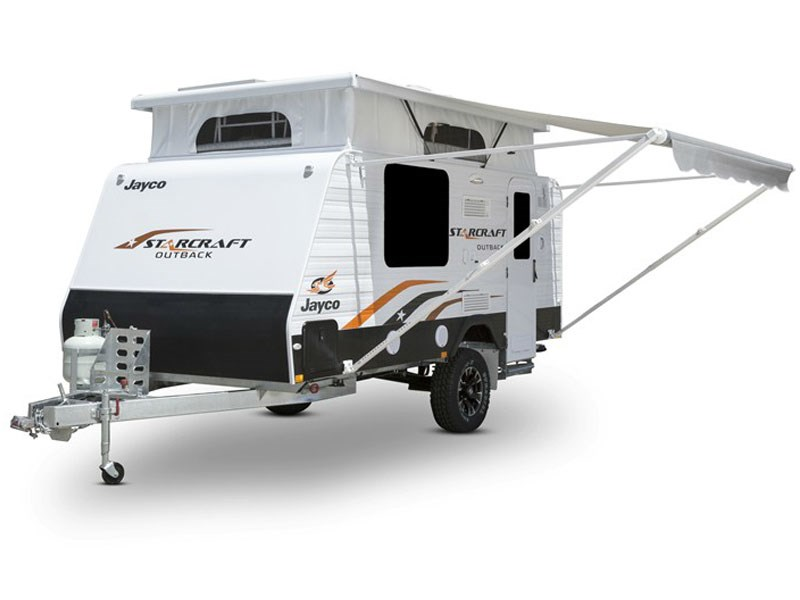 Perfect JAYCO EXPANDA 14445 OB RV Towing Caravans Specification