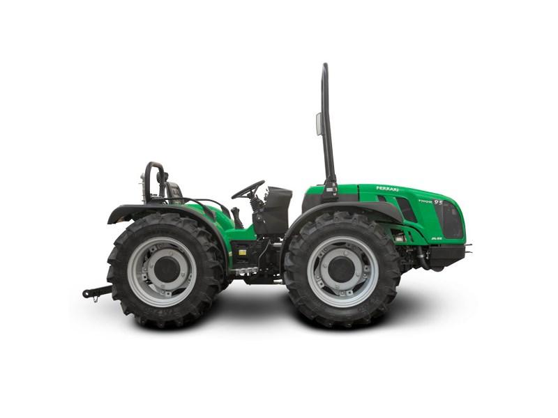 new ferrari thor 75 ar tractors for sale. Black Bedroom Furniture Sets. Home Design Ideas