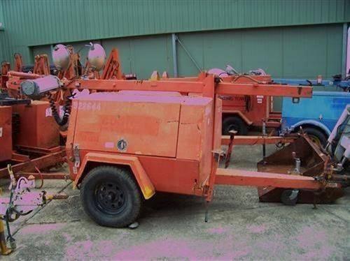 1999 ALLMAND 12HP LISTER GENSET For Sale