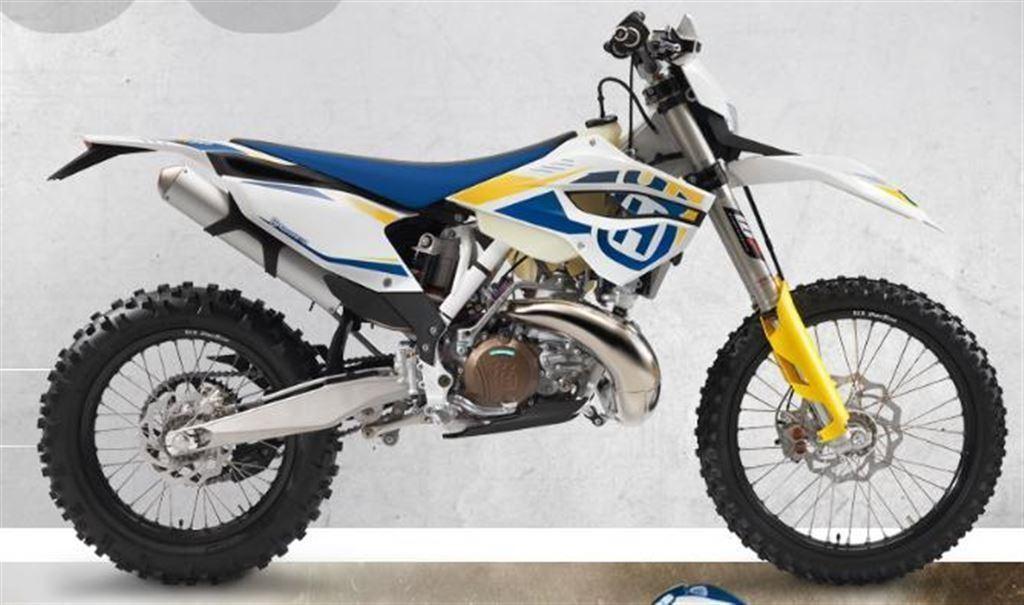 2016 husqvarna te 250 te250 2 stroke for sale 13 495
