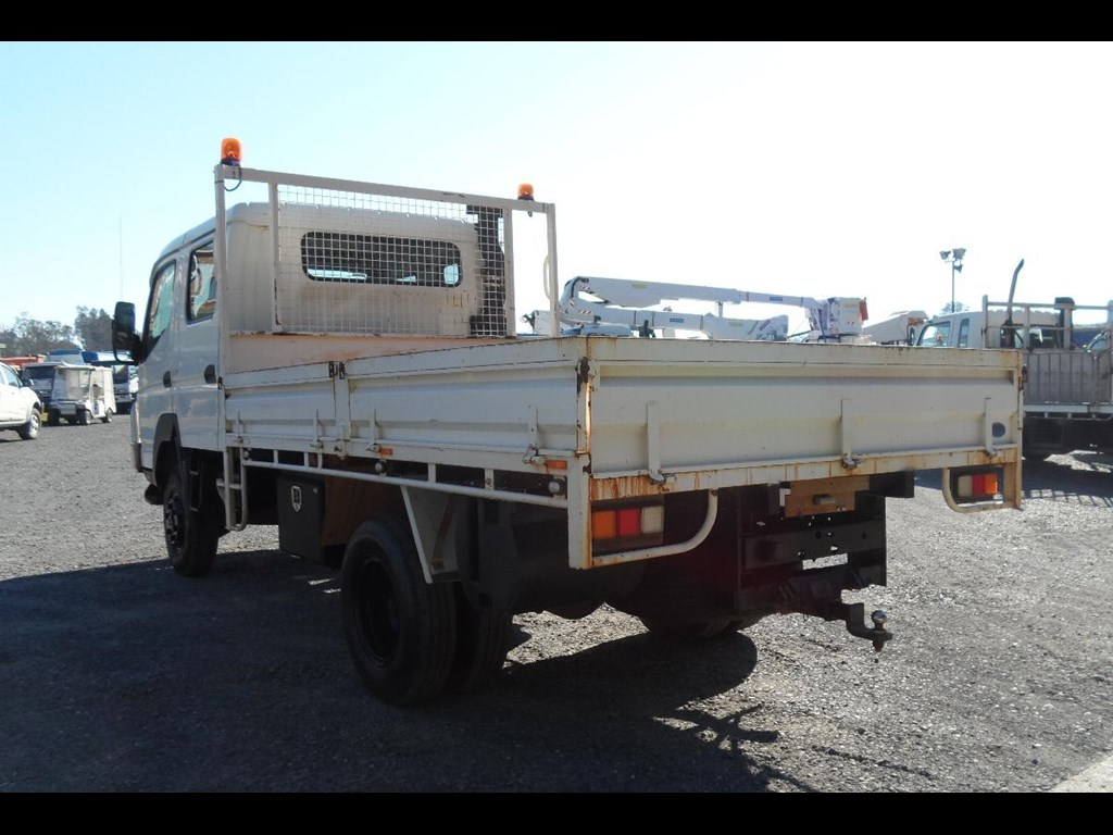 Mitsubishi Fuso 4x4 Trucks For Sale Photos