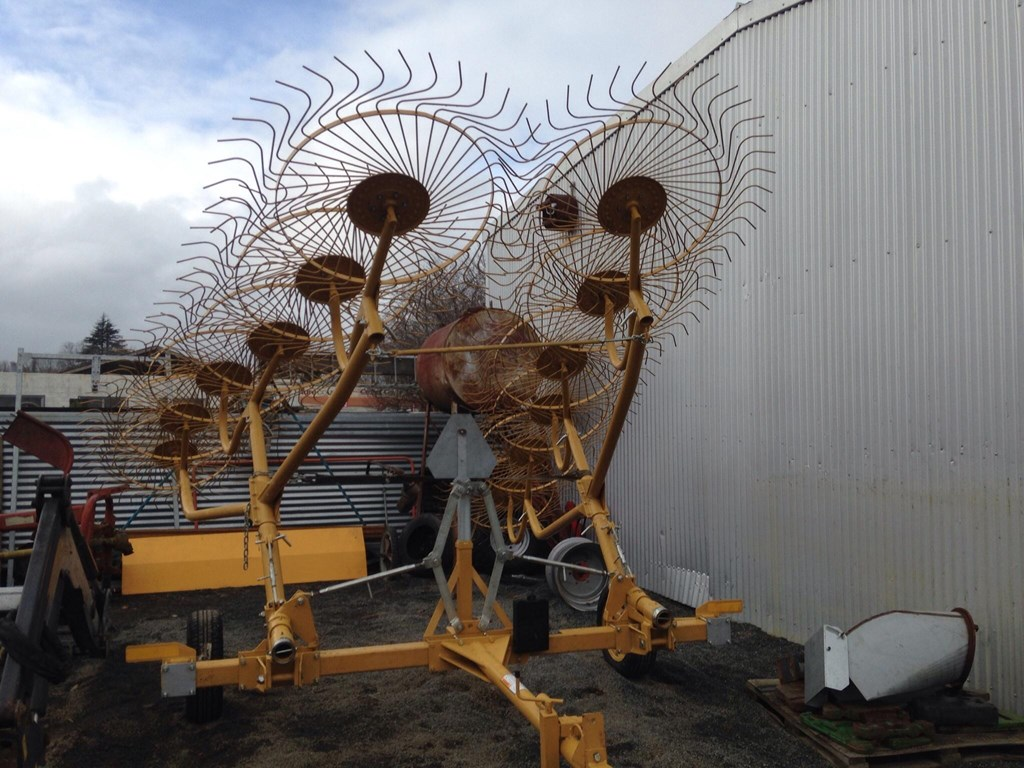 vermeer wr24 finger wheel rake for sale