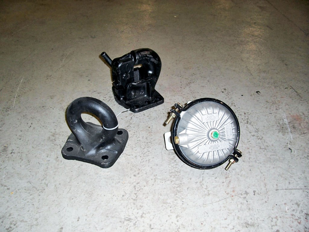 Pintle Hooks Air Operated For Sale