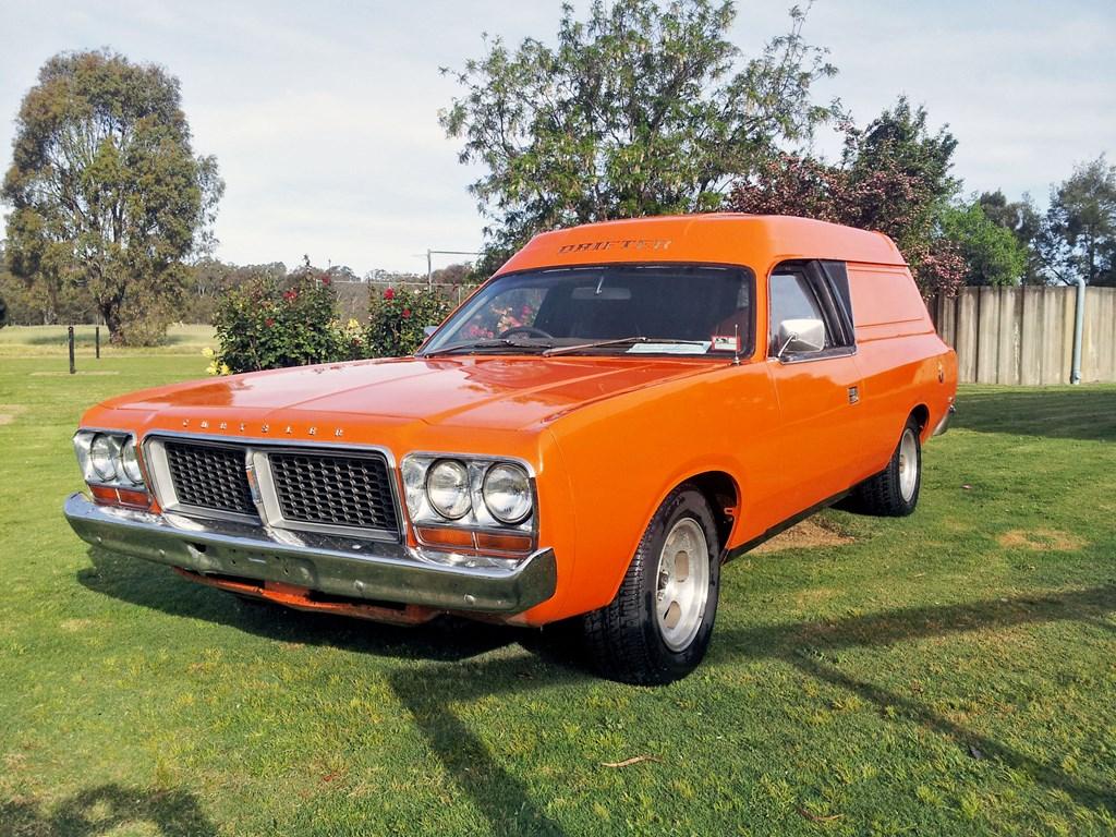 Chrysler Valiant Drifter Panel Van For Sale