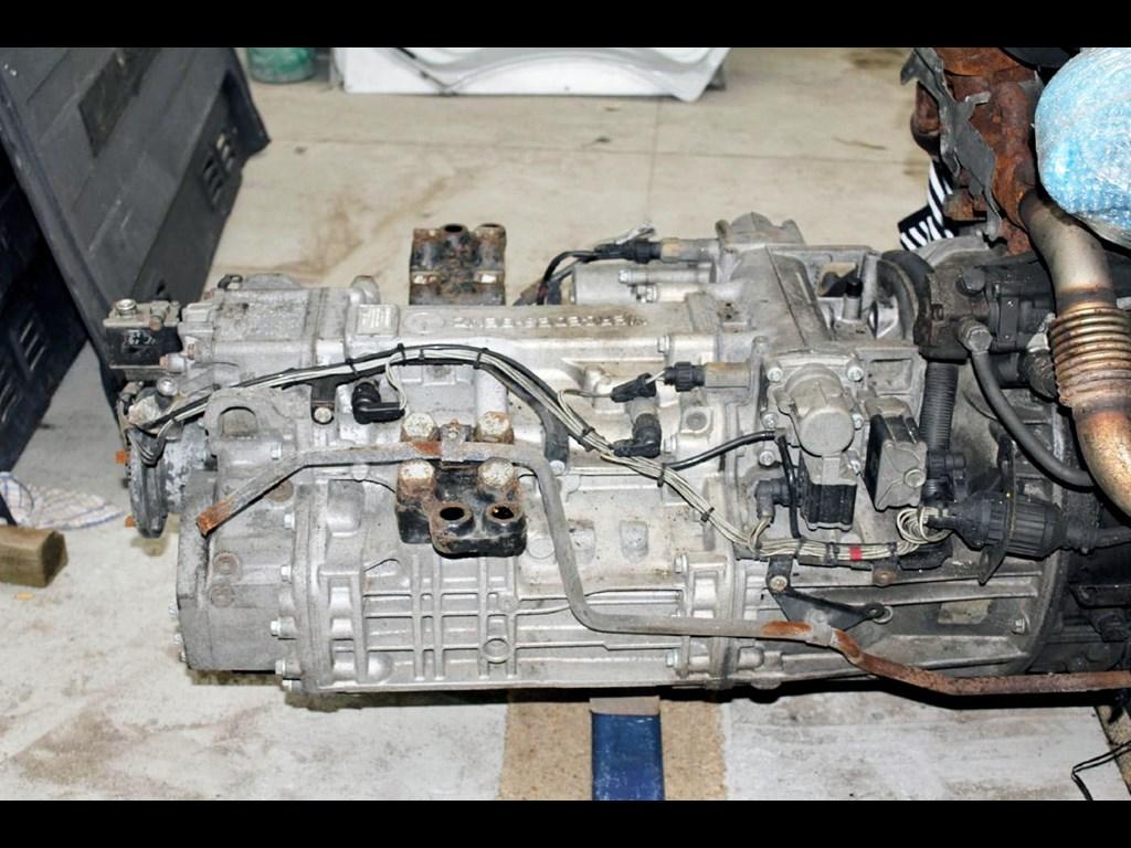 Mercedes benz actros g211 16 transmission for sale for Mercedes benz actros for sale