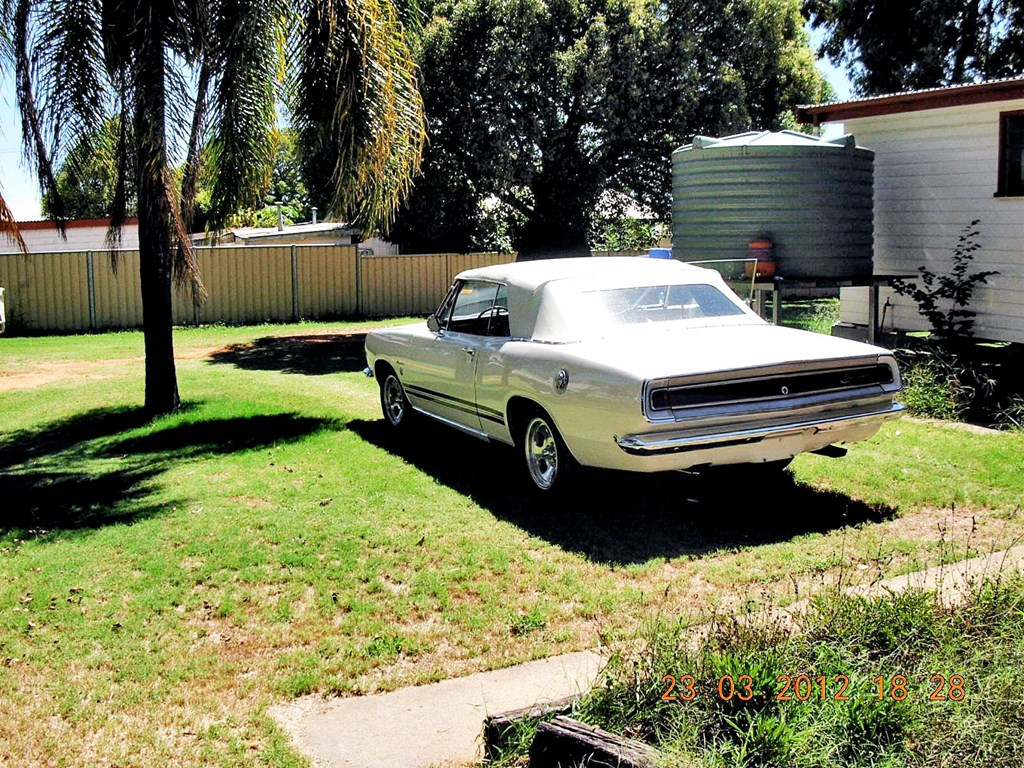 1968 PLYMOUTH BARRACUDA Convertible for sale $90 000 #799437