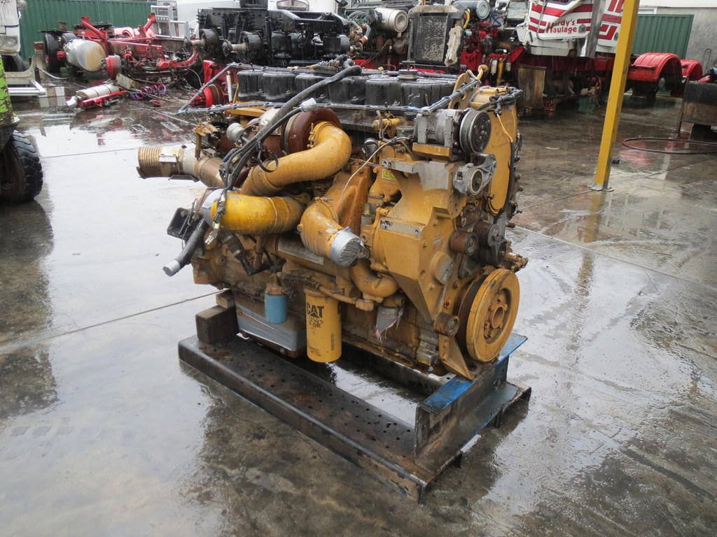 Used 2008 Cat C15 Engine Truck Used Free Engine Image