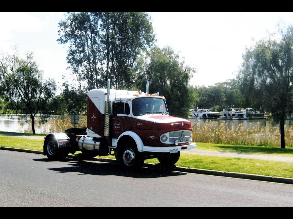 1418 mercedes benz prime mover for sale for Prime mercedes benz of westwood