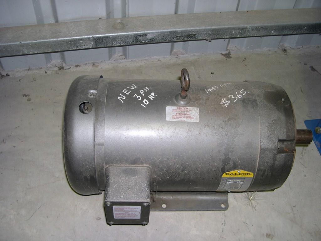 Baldor Electric Motor For Sale