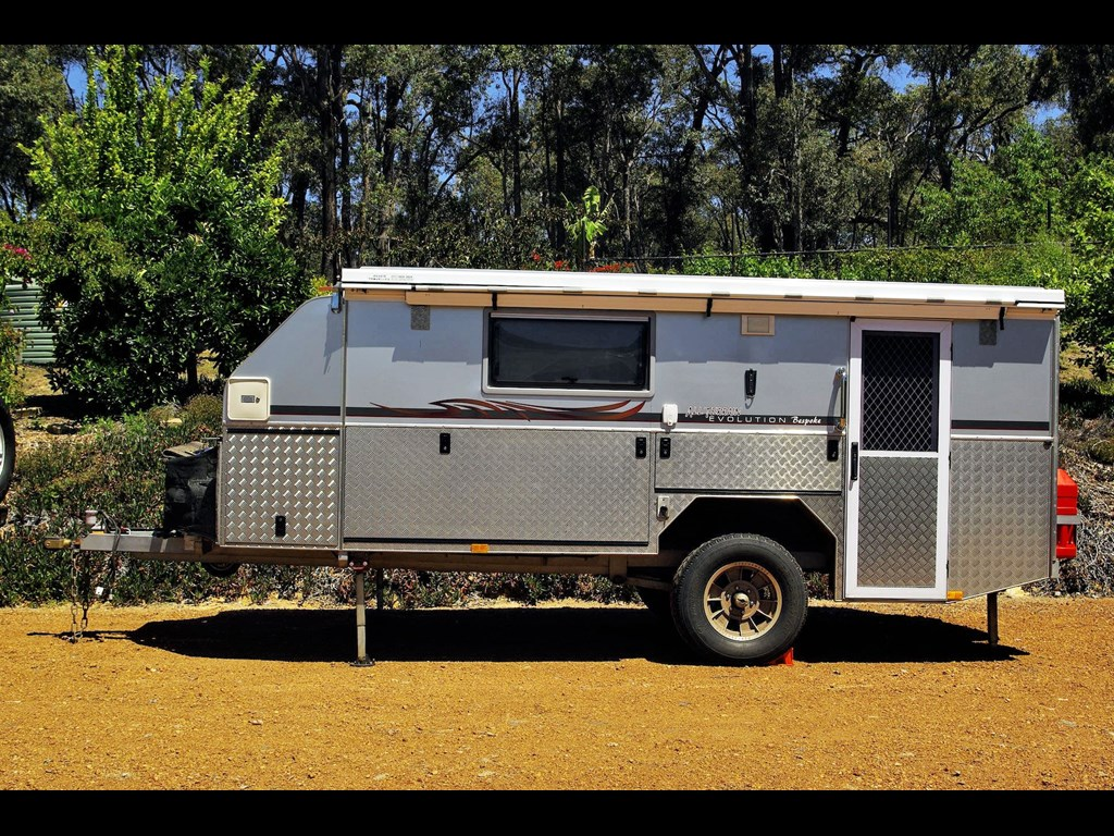 Brilliant Bushtracker For Sale  Caravan Camping Sales