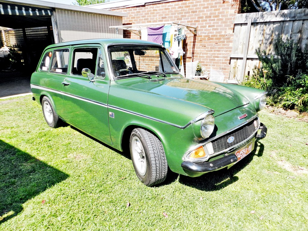ford anglia for sale autos post. Black Bedroom Furniture Sets. Home Design Ideas