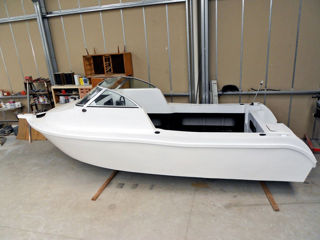 Plate Alloy Boat Plans Pictures
