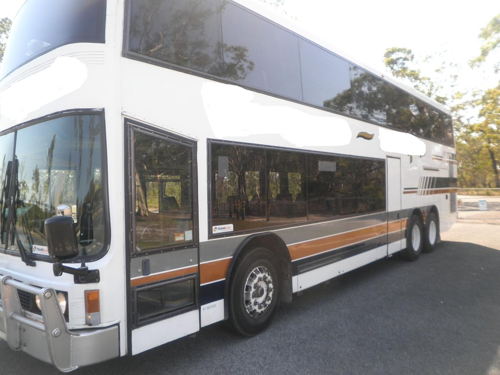 Volgren double decker coach for sale trade rvs australia