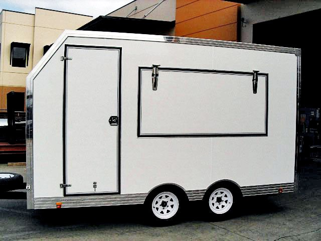 Lastest 2015 Custommade Sandwich Board Caravan  Buy CaravanKitchen Caravan