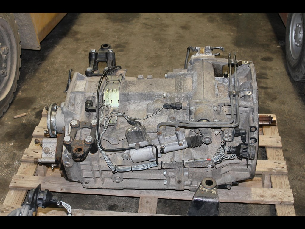 Mercedes benz atego g85 6 transmission for sale for Mercedes benz manual transmission