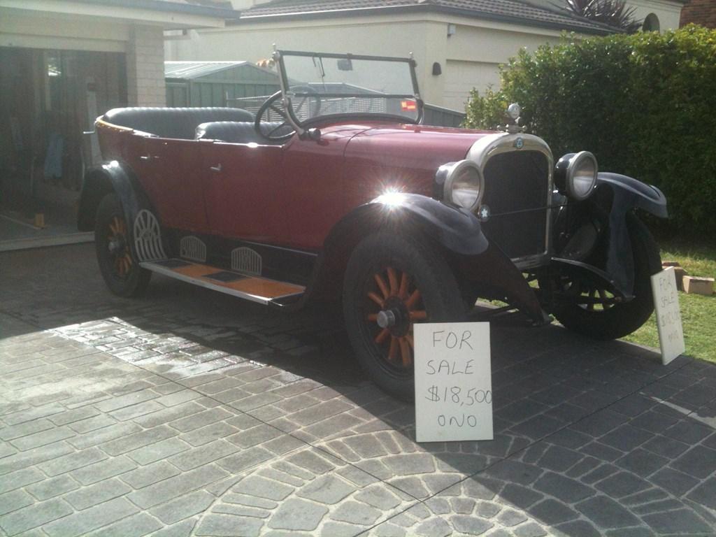 1925 dodge tourer for sale 17 500