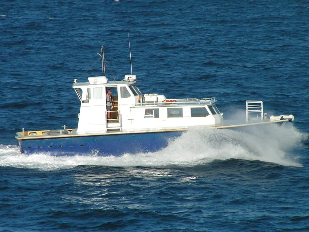 1980 STAR BOATS WORK BOAT for sale   Trade Boats, Australia