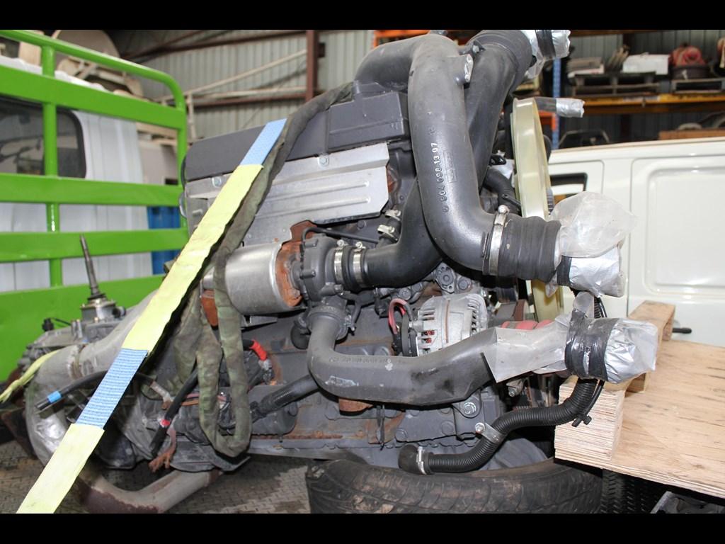 Mercedes benz vario om904la engine for sale for Mercedes benz vario 4x4 for sale