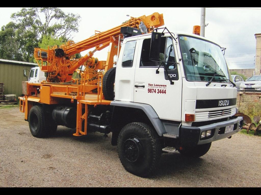 1991 isuzu fts 700 4x4 for sale trade trucks australia