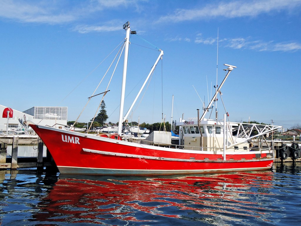 1983 trawler fishing for sale for Commercial fishing nets for sale