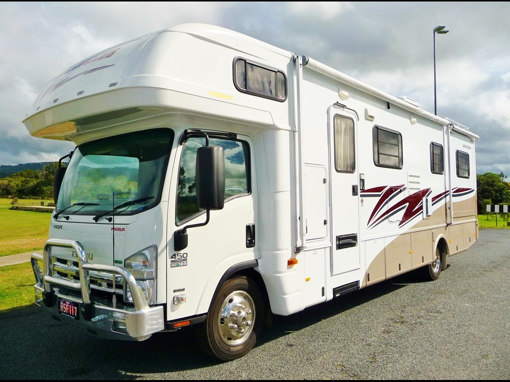 24 Cool Rv Motorhomes For Sale Australia Fakrub Com