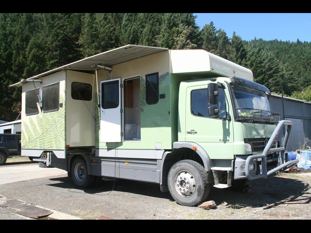 Brilliant Custom Built Motor Homes For Sale  Caravan Camping Sales