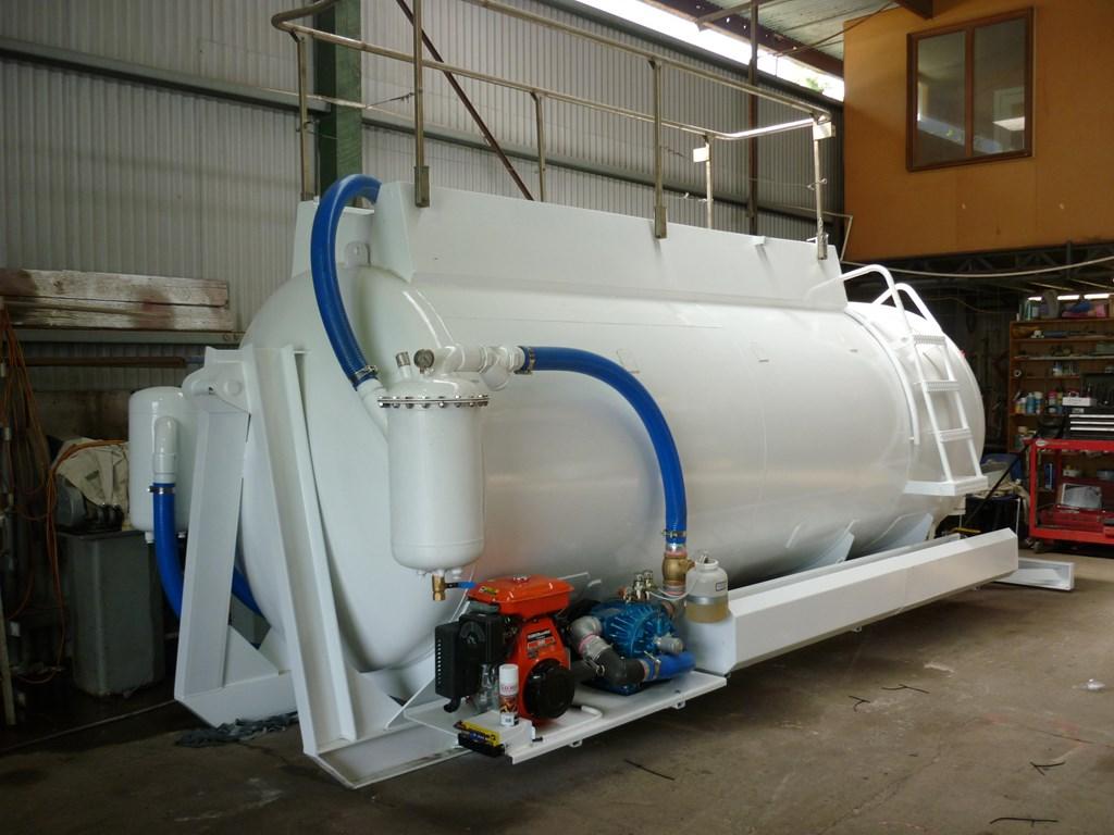 Tanks For Sale Australia Hook Lift Vacuum Tank For Sale