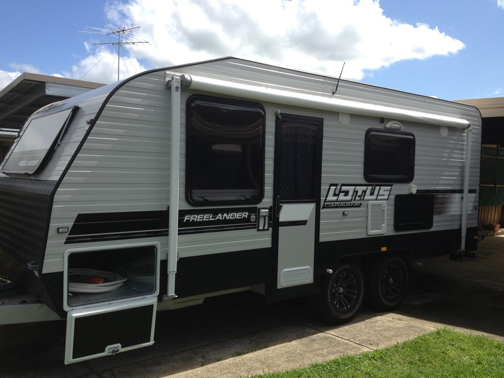 Fantastic Used Caravans For Sale In Townsville Motoco Rv   2016 Car Release Date