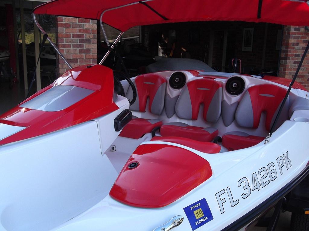 sea doo  speedster jet boat  sale