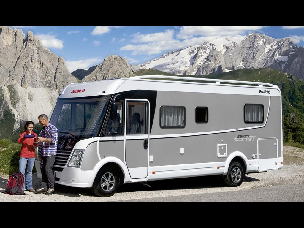 2015 Dethleffs Esprit I7151 For Sale Motorhome And