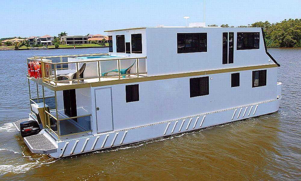 2009 charter luxury houseboat 49 39 for sale trade boats australia