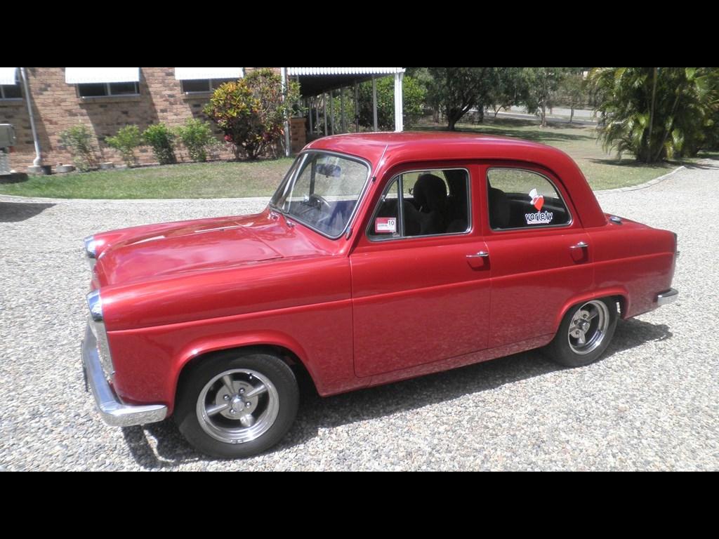 Ford Prefect For Sale.html | Autos Weblog