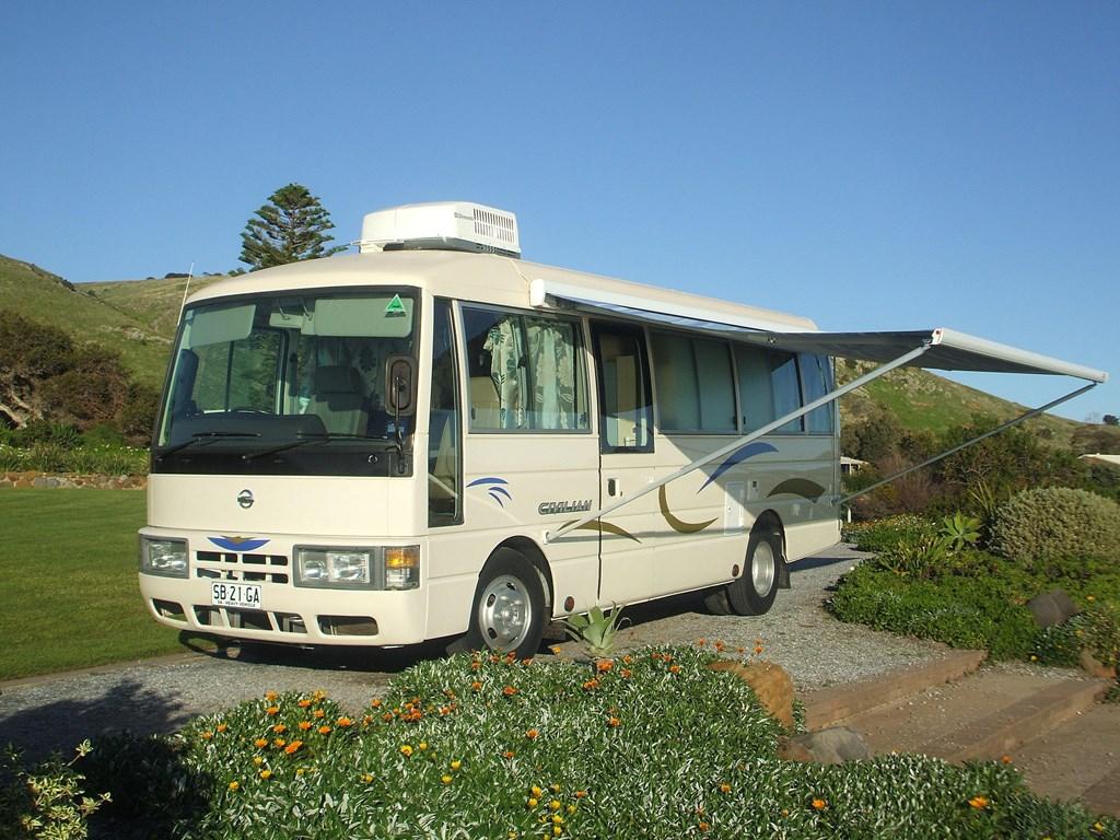 Nissan Civilian Motorhome Nz
