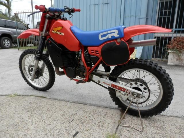 1984+Honda+Cr500+For+Sale 1984 HONDA CR500 for sale $4,600
