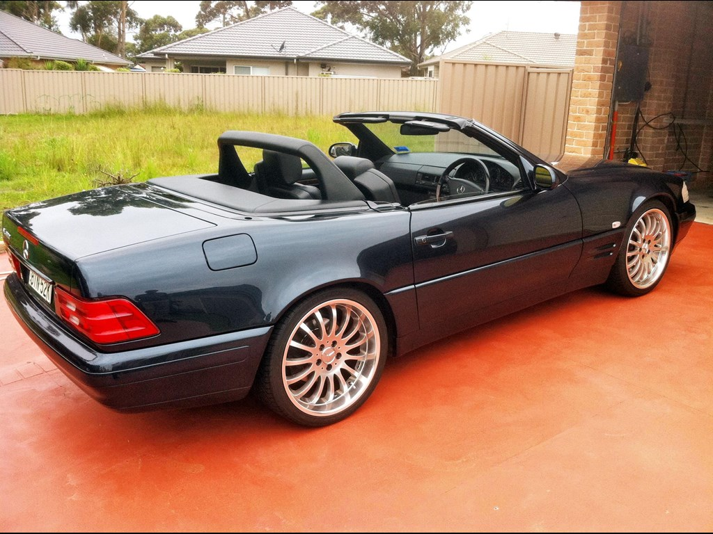 Mercedes Sl500 Cars For Sale