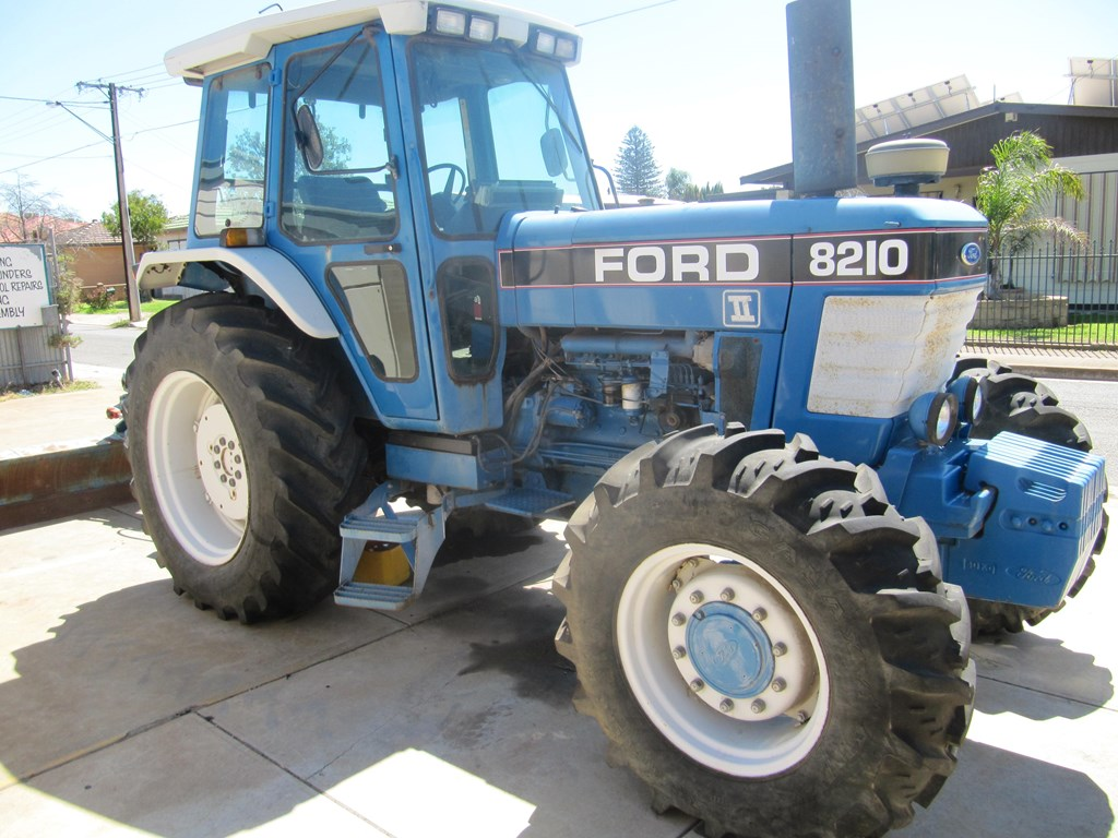 Ford Tractor Accessories : Ford tractor parts