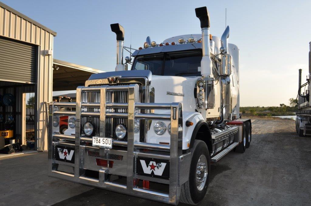 2012 WESTERN STAR 4900...