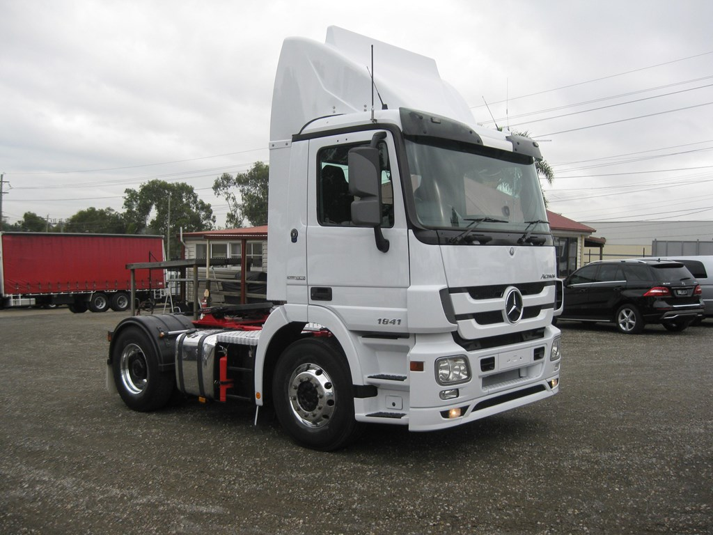 Mercedes benz actros 1841 for sale for Mercedes benz actros for sale