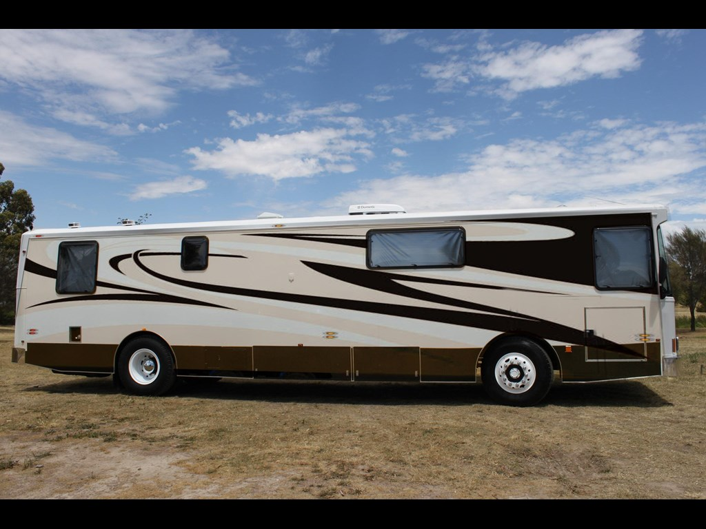 Simple  MotorhomesforSale CUSTOM BUILT 4X4 SPECIAL For Sale 109990