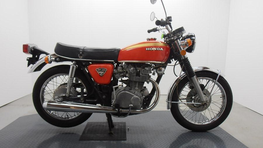 Honda Cb450 Motorcycles For Sale