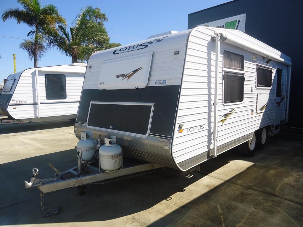 Unique Review Lotus Trackvan Extreme Caravan  Trade RVs Australia