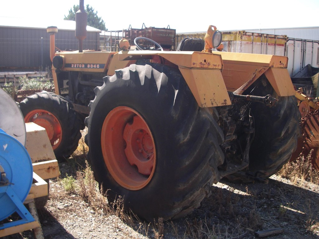 Images of Zetor Tractor Parts