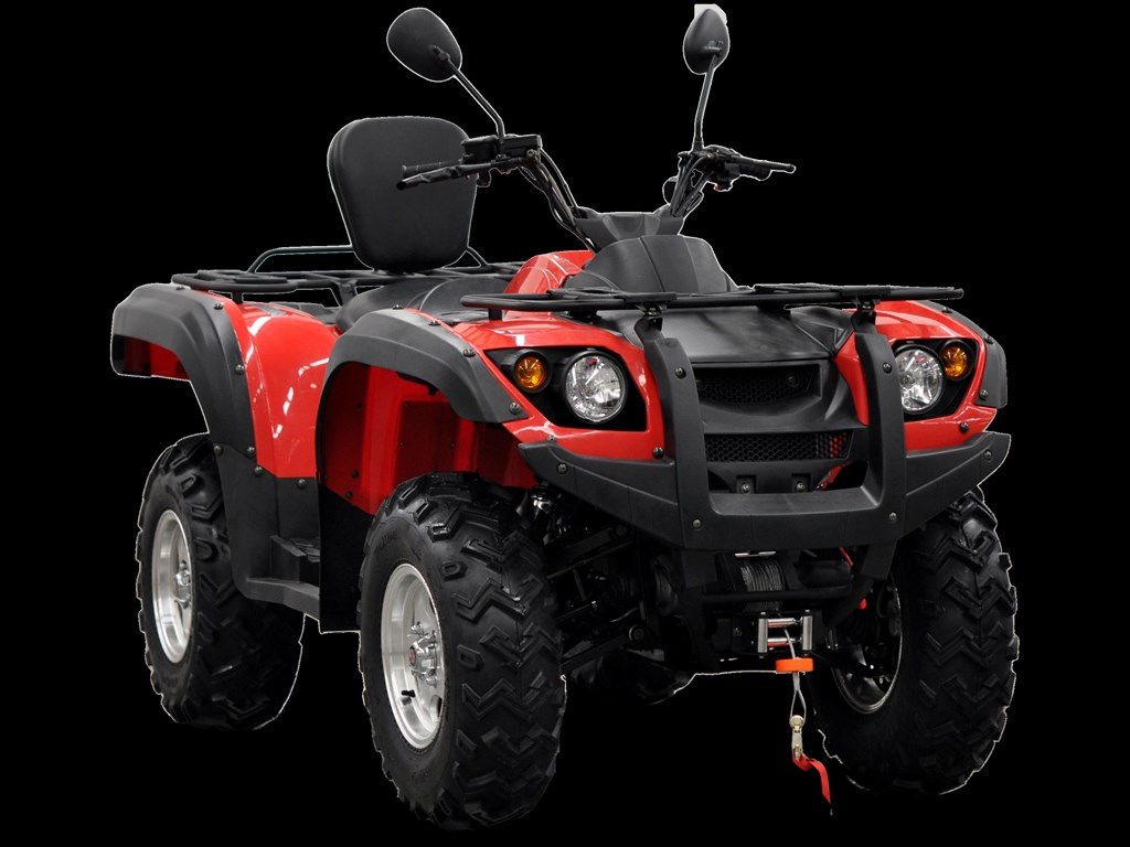 2014 HISUN ATV 800 PQV800 ATV for sale $9,999